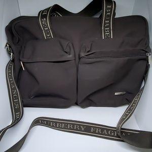 Burberry Fragrances Brown Duffle Bag